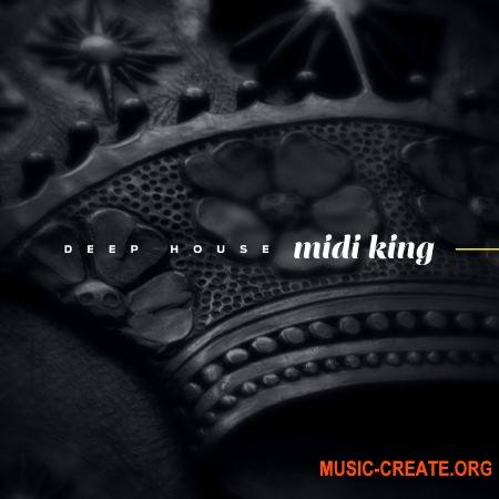 Diginoiz - Deep House Midi King (MiDi)