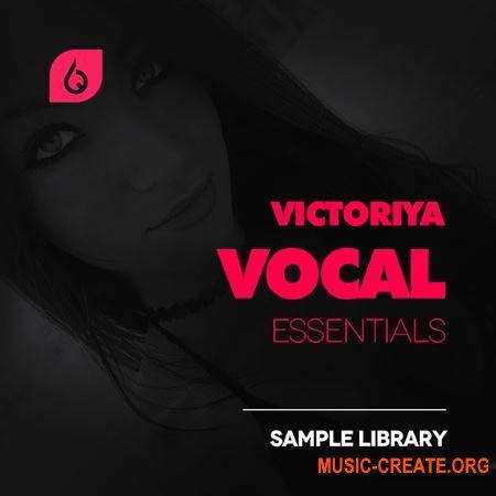 Freshly Squeezed Samples - Victoriya Vocal Essentials (WAV MiDi) - вокальные сэмплы