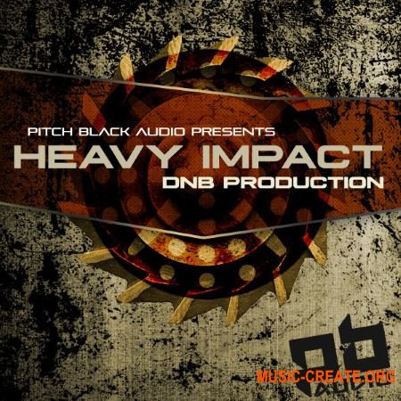 Future Loops - Heavy Impact DB Production (MULTiFORMAT) - сэмплы Drum & Bass, Jungle, Breaks