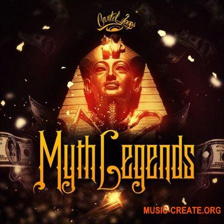 Cartel Loops - Myth Legends (WAV MiDi) - сэмплы Hip Hop, Trap, Dirty South