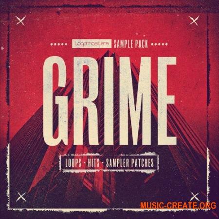 Loopmasters - Grime (MULTiFORMAT) - сэмплы Grime, Rap, Hip Hop, RnB, Urban