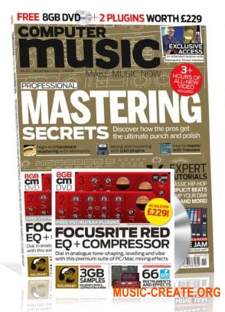 Computer Music - November 2016 (PDF + All Content)