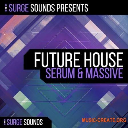 Surge Sounds - Future House (Massive / Serum presets WAV MIDI) - сэмплы Future House