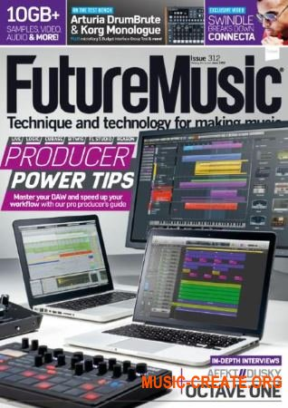 Future Music - December 2016 Complete Content
