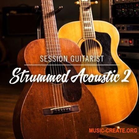 Native Instruments - Session Guitarist – Strummed Acoustic 2 (KONTAKT) - библиотека звуков акустических гитар