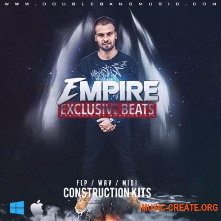 Double Bang Music Empire EXB (WAV MiDi FL STUDiO) - сэмплы Trap, Hip Hop и Urban