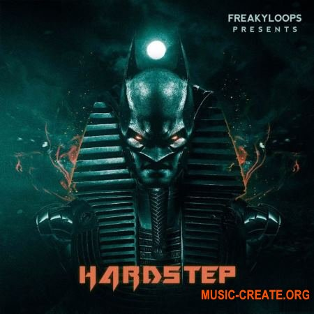 Freaky Loops Hardstep (WAV) - сэмплы Hardstep, Dubstep, Trap