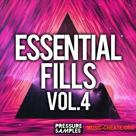 HY2ROGEN Essential Fills Vol.4 (WAV) - сэмплы EDM, Dance