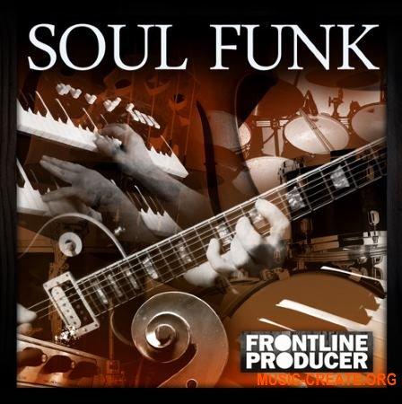 Frontline Producer Soul Funk (WAV REX) - сэмплы Funk