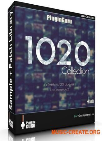 Pluginguru The 1020 Collection (Omnisphere 2 Presets)