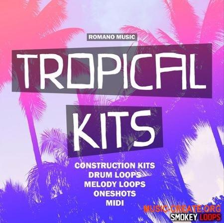 Smokey Loops Tropical Kits (WAV MiDi) - сэмплы Tropical House