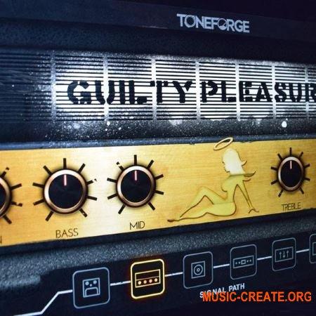 Joey Sturgis Tones Toneforge Guilty Pleasure v1.0 WiN / OSX (SYNTHiC4TE) - гитарные педали, кабинеты, усилители