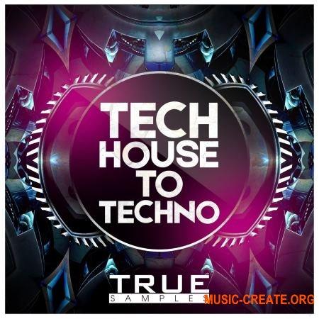 True Samples Tech House to Techno (WAV MiDi SYLENTH1 MASSIVE SPiRE) - сэмплы Tech House, Techno