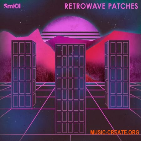 Sample Magic Retrowave Patches (Sylenth / Massive)