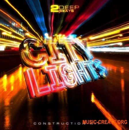 2Deep City Lights (WAV MiDi) - сэмплы Hip Hop, Rap