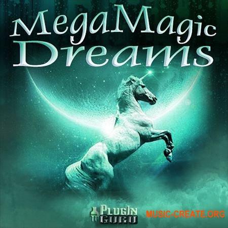 PlugInGuru MegaMagic Dreams (Serum presets)