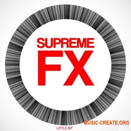 Little Bit Supreme FX (WAV) - звуковые эффекты