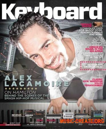 Keyboard Magazine - March 2017 (PDF)