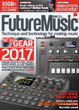 Future Music - March 2017 (PDF)