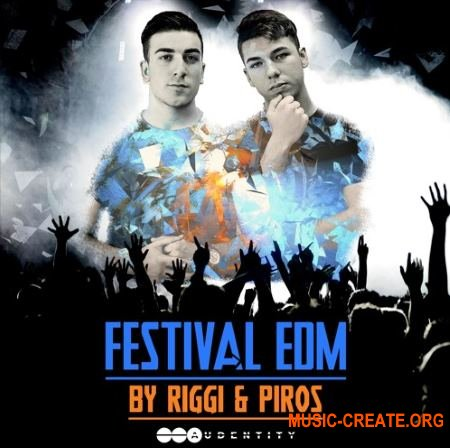 Audentity Records Festival EDM By Riggi & Piros (WAV MiDi Sylenth1/Serum/Spire presets) - сэмплы EDM