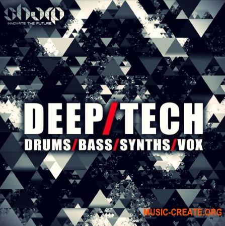 SHARP Deep Tech (WAV MiDi) - сэмплы Deep Tech