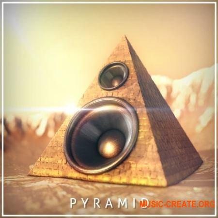 The Audio Bar Pyramid (WAV MiDi SYLENTH1 SERUM SPiRE) - сэмплы EDM, Dance