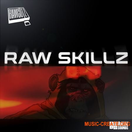 Rawcutz Raw Skillz (MULTiFORMAT) - сэмплы Hip Hop