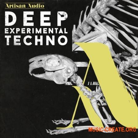 Artisan Audio Deep Experimental Techno (WAV) - сэмплы Techno