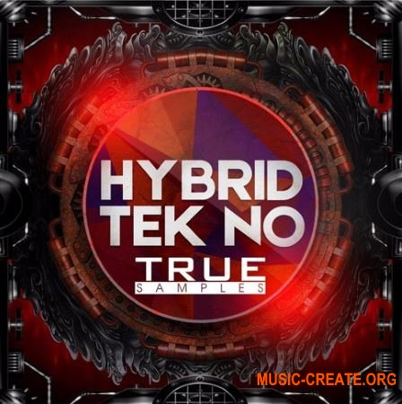 True Samples Hybrid Tek No (WAV MiDi SYLENTH1 SPiRE MASSiVE) - сэмплы Techno
