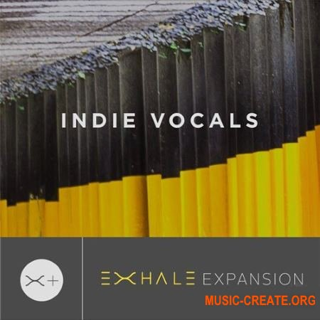 Output Indie Vocals Expansion Pack (Exhale Expansion Pack)