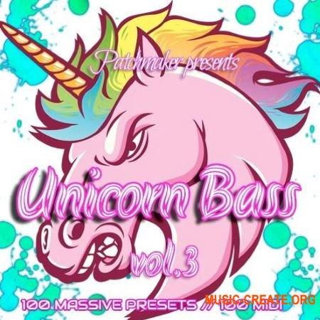 Patchmaker Unicorn Future Bass Vol 3 (Massive presets)