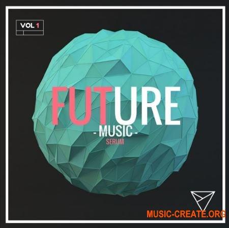 Unmute Future Music Vol 1 (WAV MiDi SERUM) - сэмплы Future Bass, Dubstep, Future House