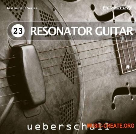 Ueberschall Resonator Guitar (ELASTIK) - банк для плеера ELASTIK