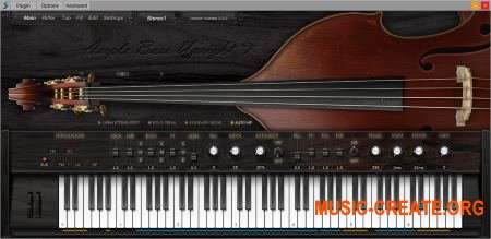 Ample Sound ABU2 v2.5.0 WiN (Team P2P) - виртуальная басовая гитара