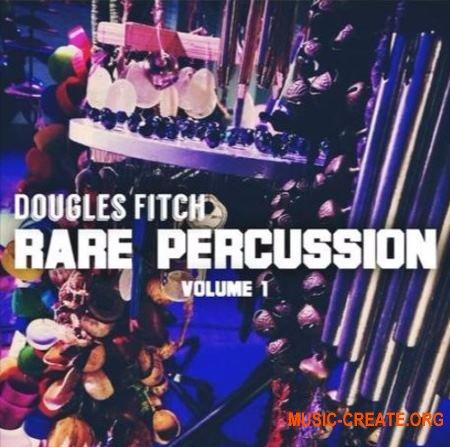 Dougles Fitch Rare Percussion Vol 1-3 (WAV) - сэмплы перкуссии