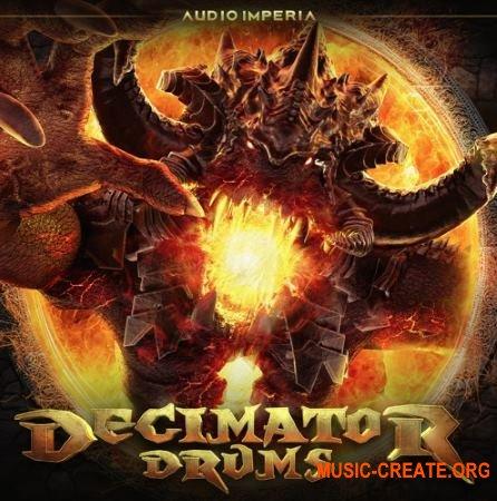 Audio Imperia Decimator Drums (KONTAKT) - библиотека ударных