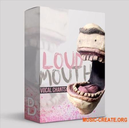 DopeBoyz Loud Mouth Vocal Chants (WAV) - вокальные сэмплы