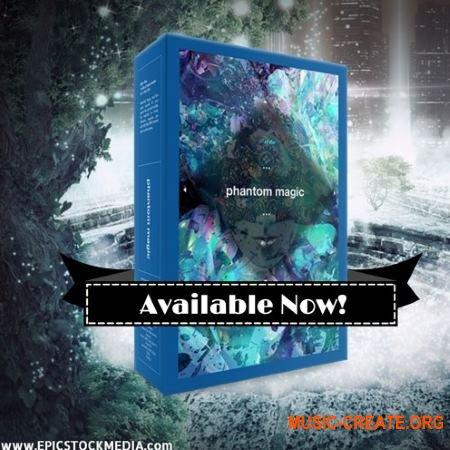 Epic Stock Media Phantom Magic (WAV) - звуковые эффекты видеоигр
