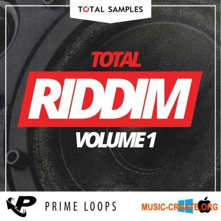 Total Samples Total Riddim Vol 1 (WAV) - сэмплы Dubstep