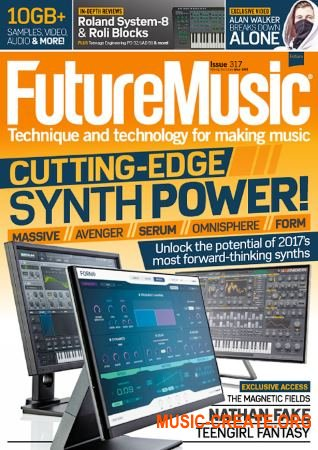 Future Music - May 2017 (PDF)