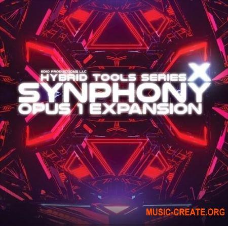8Dio Hybrid Tools Synphony Opus 1 Expansion Instrument (KONTAKT) - библиотека оркестровых инструментов