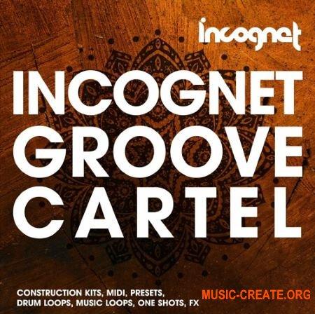 Incognet Incognet Groove Cartel (MULTiFORMAT) - сэмплы EDM