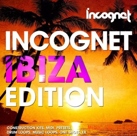 Incognet Incognet Ibiza Edition (WAV MiDi SYLENTH1 MASSiVE SPiRE) - сэмплы House