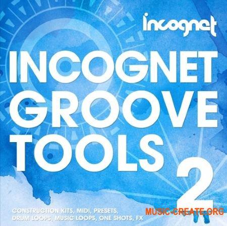 Incognet Incognet Groove Tools Vol.2 (WAV MiDi SYLENTH1 SPiRE) - сэмплы Dance, EDM