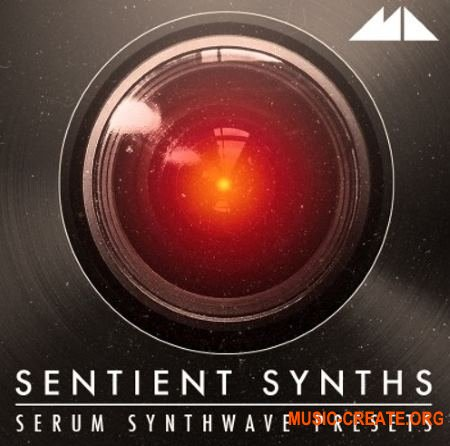 ModeAudio Sentient Synths (Serum presets)