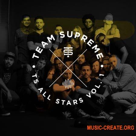 Splice Sounds Team Supreme - All Stars Vol 1 (WAV) - сэмплы Future House
