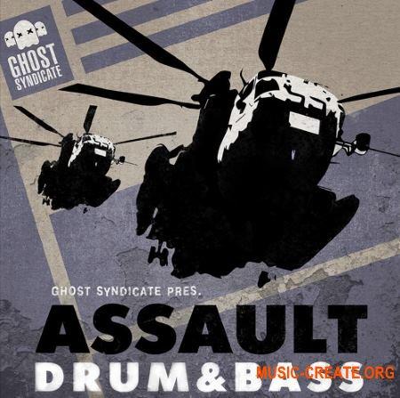 Ghost Syndicate Assault DnB (WAV) - сэмплы DnB