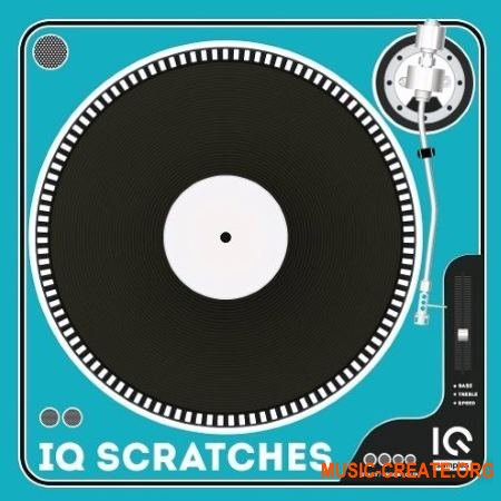 IQ Samples IQ Scratches (WAV) - скретч сэмплы, Hip Hop, Trap, RnB