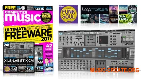 Computer Music - July 2017 (PDF + All Content)