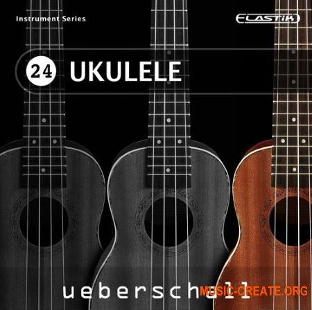 Ueberschall Ukulele (ELASTIK) - банк для плеера ELASTIK